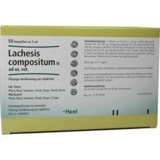 Lachesis Compositum N ad us.vet.